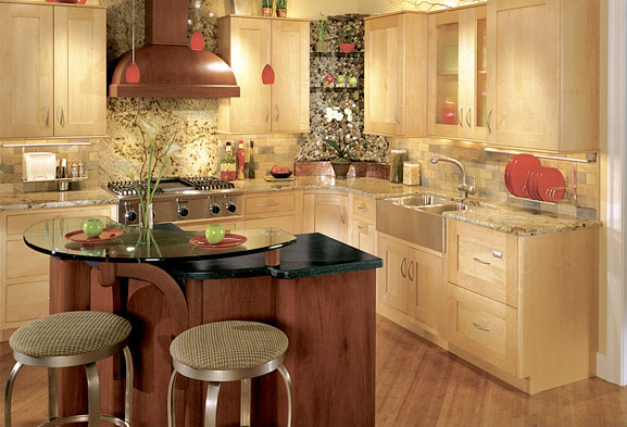 Lovely Kitchen And Bathroom Gallery Images